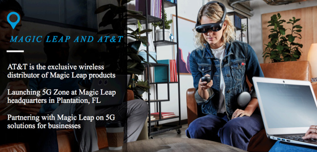 ATT Magic Leap 650