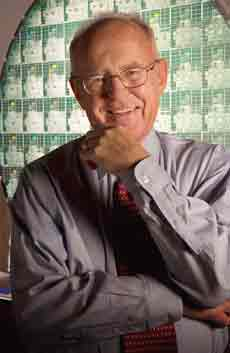 Gordon Moore of Intel