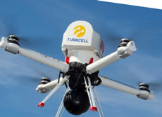 Turkcell drone230