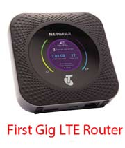 Gig Router from Netgear 180