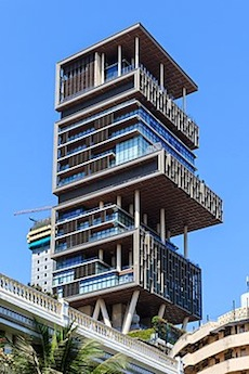 Antilia Tower