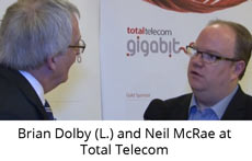 Dolby McRae Right at Total telecom 230